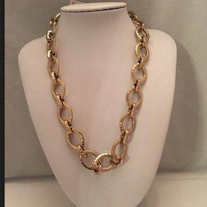 Premier Designs Golden Rules necklace